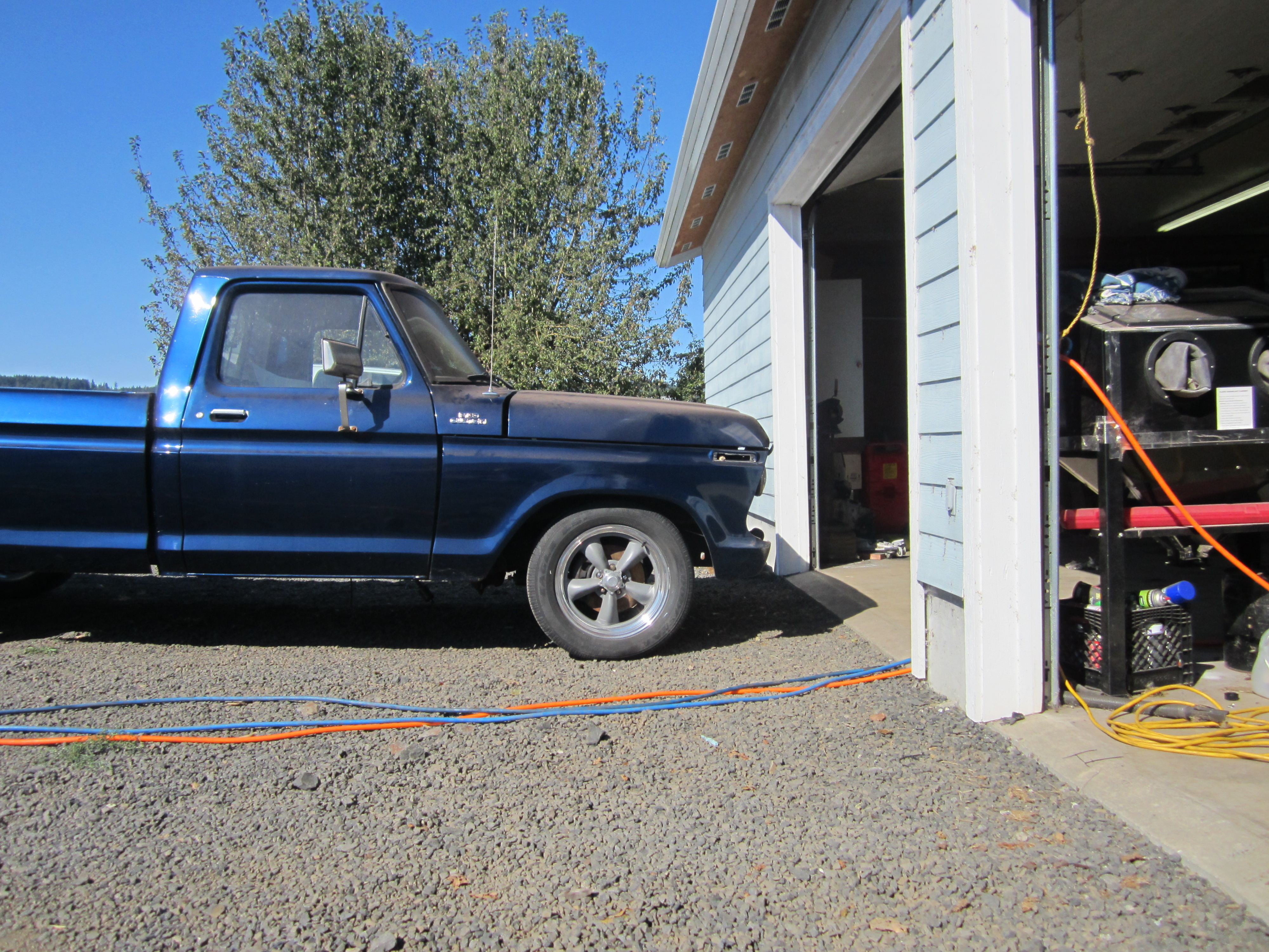 Ford Billings Mt >> Lowering my 78' F150 and Crown Vic suspension swap - Page ...